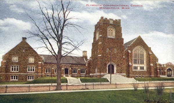 Plymouth Congregational Church (Minneapolis, MN)