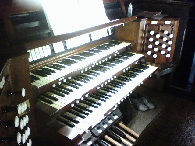 Skinner Organ, Opus 179 (1910) in Second Congregation Church - Skinner Chapel (Holyoke, MA)