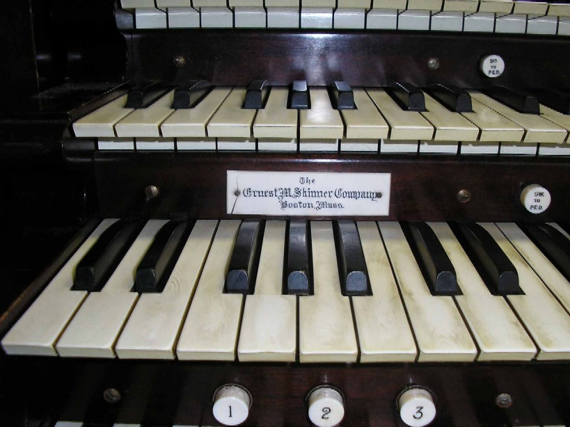 Ernest M. Skinner Co. organ, Op. 232 (1915) in Church of Our Father, Universalist (Detroit, MI)