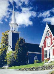 St. Philip's Episcopal Church (Wiscasset, ME)