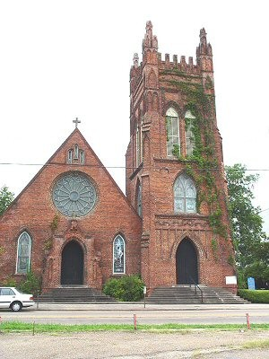 St. Mark's Episcopal Church (Shreveport, LA)