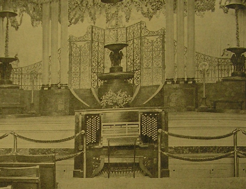 Skinner organ, Op. 328 (1921) in the Cleveland Public Auditorium (Cleveland, OH)