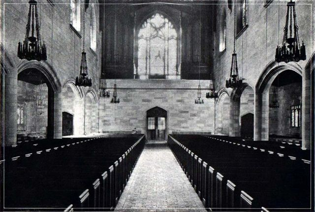 Skinner organ, Op. 390 (1922) in Holy Innocents Catholic Church (Brooklyn, NY)