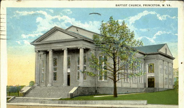 First Baptist Church (Princeton, WV)