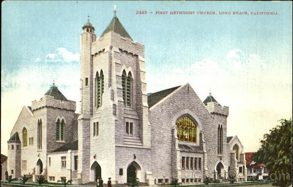 First Methodist Episcopal Church (Long Beach, CA)