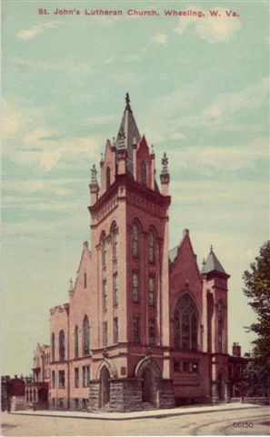 St. John's Lutheran Church (Wheeling, WV)