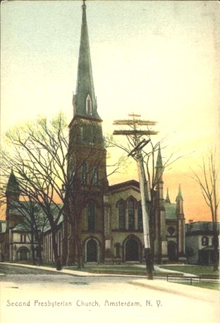 Second Presbyterian Church (Amsterdam, NY)