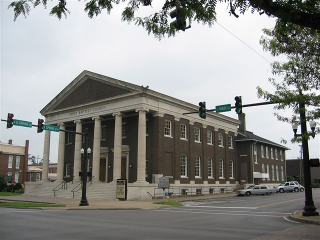 First Baptist Church (Murfreesboro, TN)