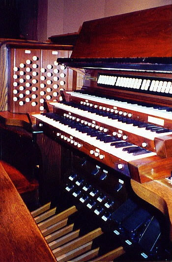 Aeolian-Skinner organ, Op. 516-A (1967-69) in Independent Presbyterian Church (Birmingham, AL)