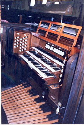 Skinner Organ, Op. 621 (1926) in Fifth Church of Christ, Scientist - Cleveland, OH