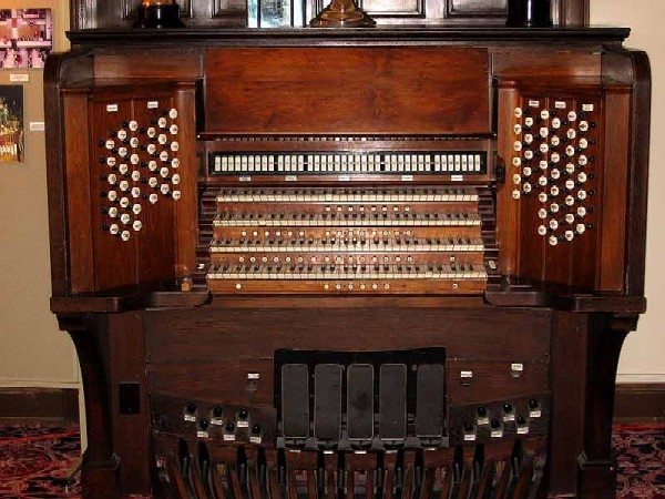 Skinner Organ, Op. 696 (1928) in Scottish Rite Cathedral (Indianapolis, IN)