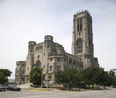 Scottish Rite Cathedral (Indianapolis, IN)