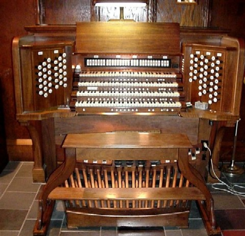 Skinner Organ, Op. 711 (1928) in Masonic Temple Auditorium - Rochester, NY