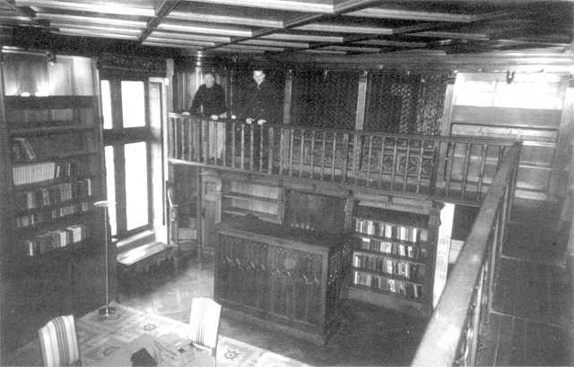 Skinner Organ, Op. 718 (1928) in Charles E. Bedaux Residence (Monts, France)