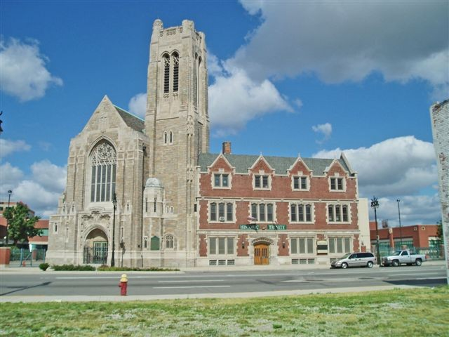 Trinity Lutheran Church (Detroit, MI)