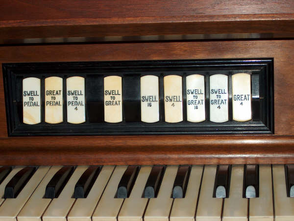 Skinner organ, Op. 822 (1930) in First (Elm Park) Methodist Church (Scranton, PA)