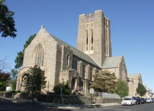 First Presbyterian Church - Passaic, New Jersey