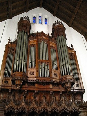 Skinner Organ, Op. 823 (1930) in First Presbyterian Church - Passaic, New Jersey