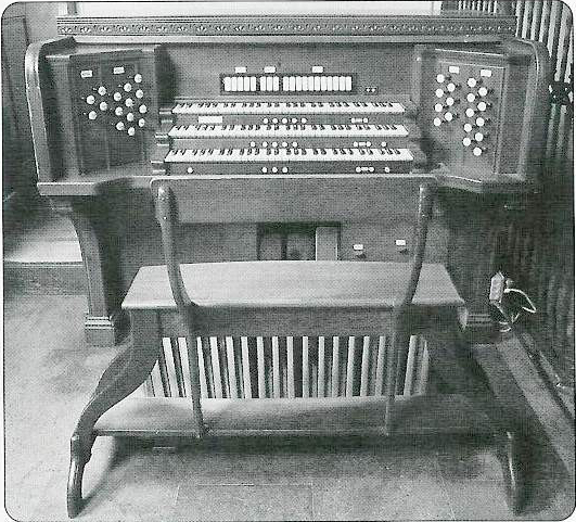 Skinner Organ, Op. 837 (1930) in Chapel of the Seminary of the Immaculate Conception - Huntington, N.Y.