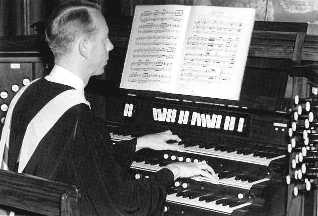 Aeolian-Skinner organ, Op. 1082 (1945) in Christ Church, Episcopal (Bronxville, NY)
