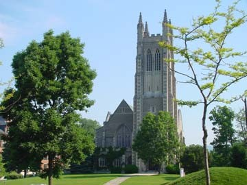 Williams College - Thompson Chapel (Williamstown, MA)
