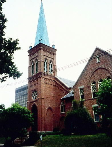First Presbyterian Church (Asheville, NC)