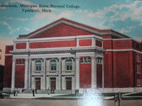Pease Auditorium - Eastern Michigan University (Ypsilanti, MI)