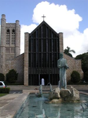 St. Andrew's Episcopal Cathedral (Honolulu, HI)