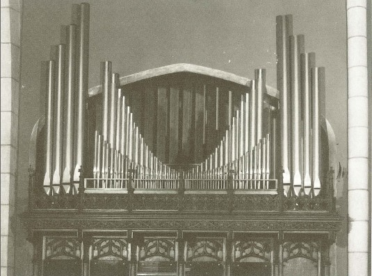 Aeolian-Skinner organ, Op. 1377 (1961) in Grace Cathedral, Episcopal (Topeka, KS)