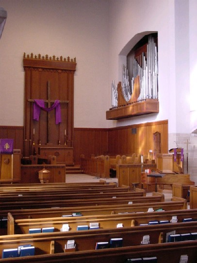 Aeolian-Skinner Organ, Op. 1421 (1961) in Central Presbyterian Church (Des Moines, IA)