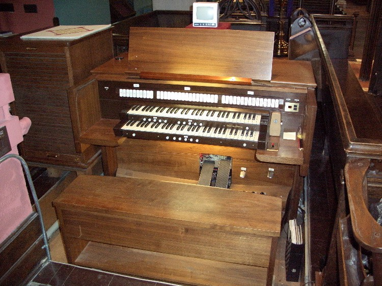 Aeolian-Skinner Organ, Op. 1426 (1961) in St. Clement's Memorial Episcopal Church (St. Paul, MN)