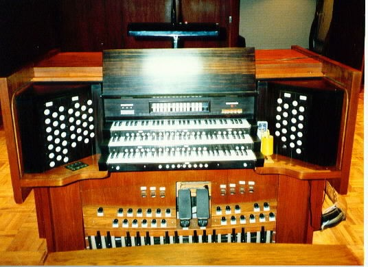 Aeolian-Skinner Organ, Op. 1438 (1962) in Caruth Auditorium, Southern Methodist University (Dallas, TX)