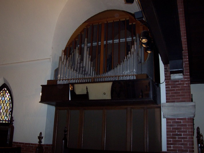 Aeolian-Skinner organ, Op. 1455 (1964) in Church of the Holy Comforter, Episcopal (Kenilworth, IL)