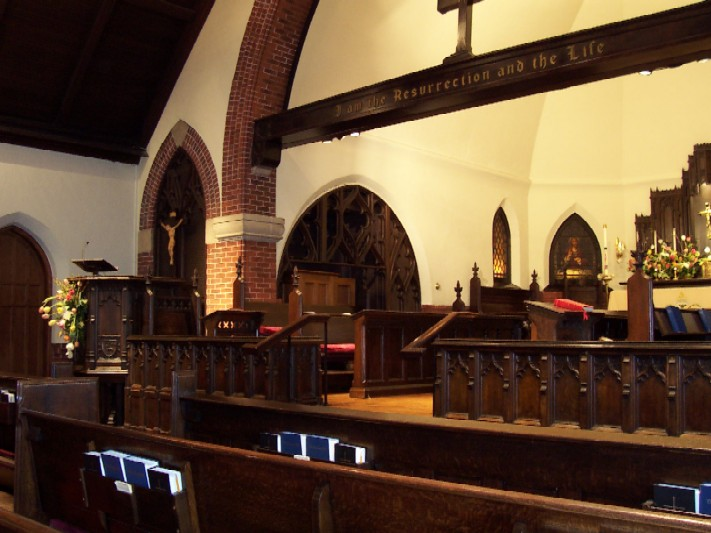 Church of the Holy Comforter, Episcopal (Kenilworth, IL)